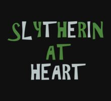 Slytherin at heart. by ImmChriss