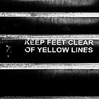 Keep Feet Clear by AndrewBerry