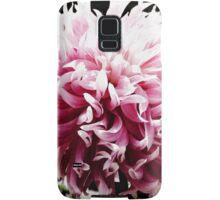 Pink Dancing Dahlia Samsung Galaxy Case/Skin