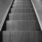 Moving Stairway by Joanne Pickering