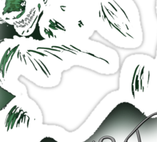 Beast Within Sticker