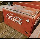 Coca-Cola Cooler by LocustFurnace