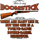 Boomstick Creed by AngryMongo