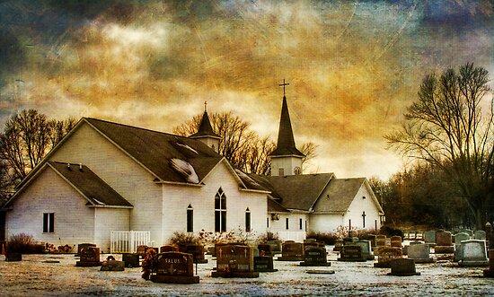 The Community Church by KBritt