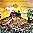 A Taste of Spring by Monica Engeler