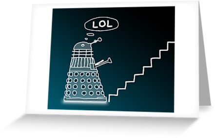 Daleks Love Stairs... by BlueShift