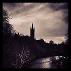 University of Glasgow by Rowan Kanagarajah
