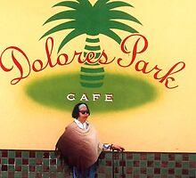 Dolores Park Lady by Jane Underwood