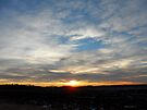 Winter Morning Sky by Barberelli