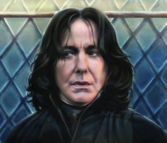 Snape's Bad Day by Cynthia Blair