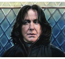 Snape's Bad Day Photographic Print
