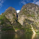 Geiranger panorama by Dominika Aniola