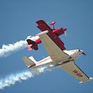 Mirror Formation @ Melton Airshow 2010 by muz2142