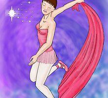 Dancer by DarkRubyMoon
