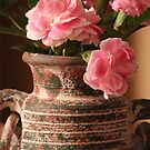 Carnation Pottery by Bob Hardy
