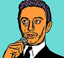 Lenny Bruce by CultureCloth
