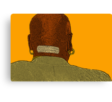 Pulp Fiction Marcellus Wallace Canvas Print