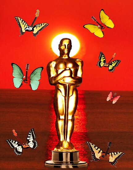 The Oscars  by Eric Kempson