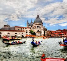 Grand Canal Venice by Luke Griffin
