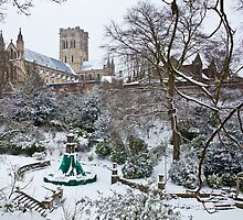 Cathederal View by Gary Rayner