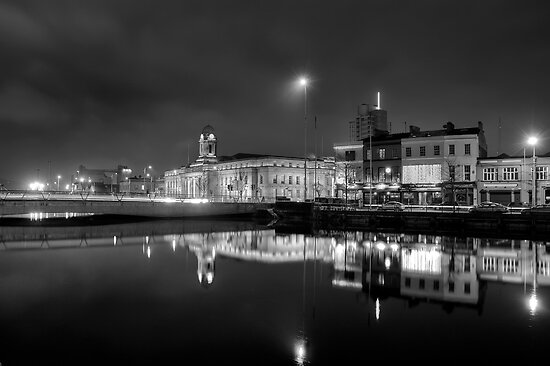 Cork City Hall by Edwin O' Sullivan