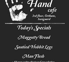 The White Hand Cafe by nimbusnought