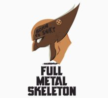 Full Metal Skeleton by SevenHundred