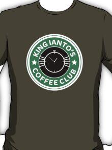 Ianto coffee club T-Shirt