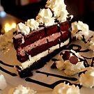 Triple Chocolate Cake  by rsangsterkelly