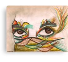 Mysterious Canvas Print