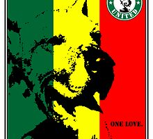 No-Kill United - ES ONE LOVE (PRINT) by Anthony Trott