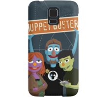 Muppet Busters Build Team Samsung Galaxy Case/Skin