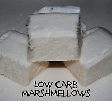 Low Carb Homemade Marshmellows by Jonice