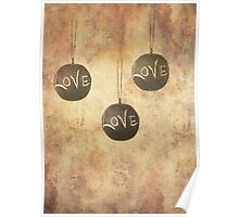 It´s Raining Love Poster
