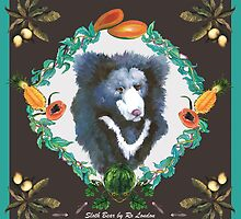 Sloth Bear by Ro London