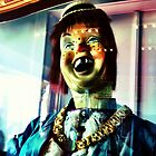 Creepy Clown by taylormorrill