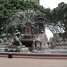 Sydney's Hyde Park Fountain 2 by STHogan