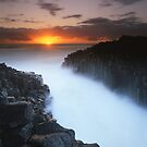 &quot;Basalt Mist&quot;  Fingal Head, NSW - Australia by Jason Asher