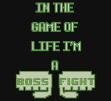 Boss Fight by posthuman2501