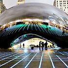 Cloud Gate by zl-photography