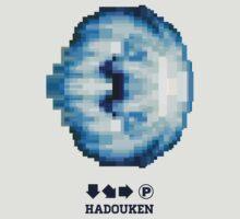 Classic Hadouken by tombst0ne