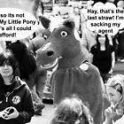 My Little Substitute Pony by Robin Brown