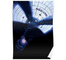 Star Trek : USS ENTERPRISE Poster