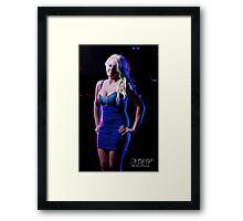 City Girl 8 Framed Print