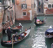 Venice Old Centre by Emma Holmes