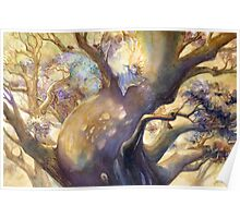 The Reading Tree Poster