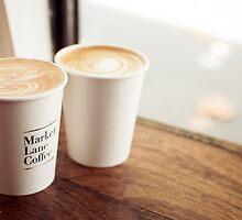 Coffee for Two by Wanlapa Tantiprasongchai
