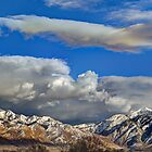 Wasatch Mountains February 23 2012 by Brian D. Campbell