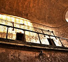 In the Cell Block by Debra Fedchin