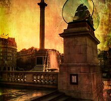 Trafalgar Square, London by tonybill